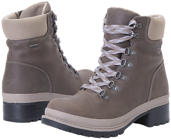 LIBERTY ALPINE leather taupe