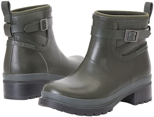 LIBERTY Rubber Ankle green