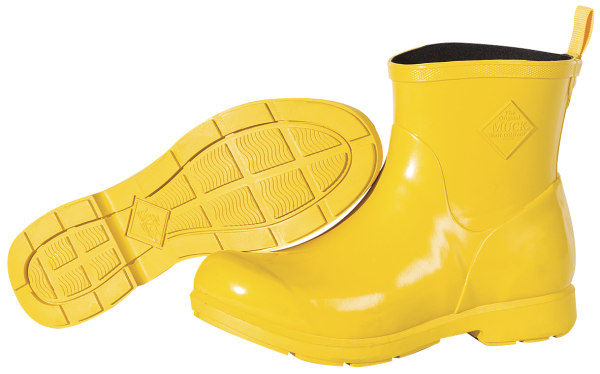 BERGEN Ankle yellow