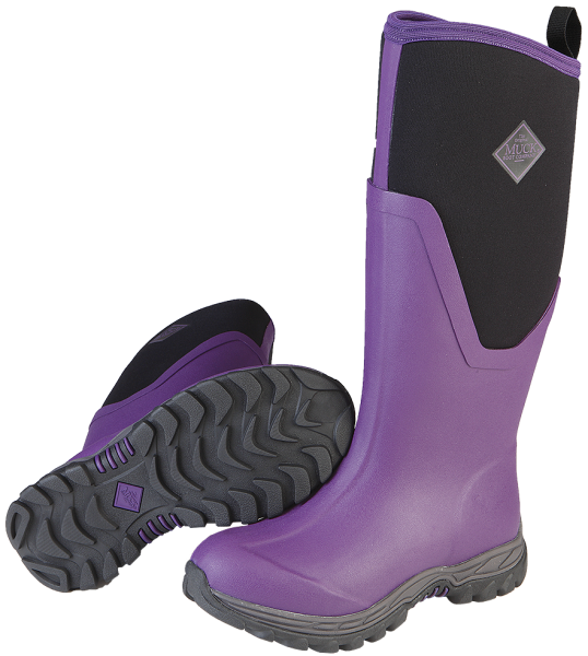 ARCTIC SPORT 2 Tall acai/purple